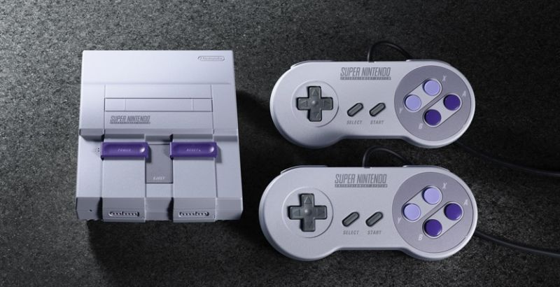 Now That's SUPER! Nintendo Reveals The SNES Classic!