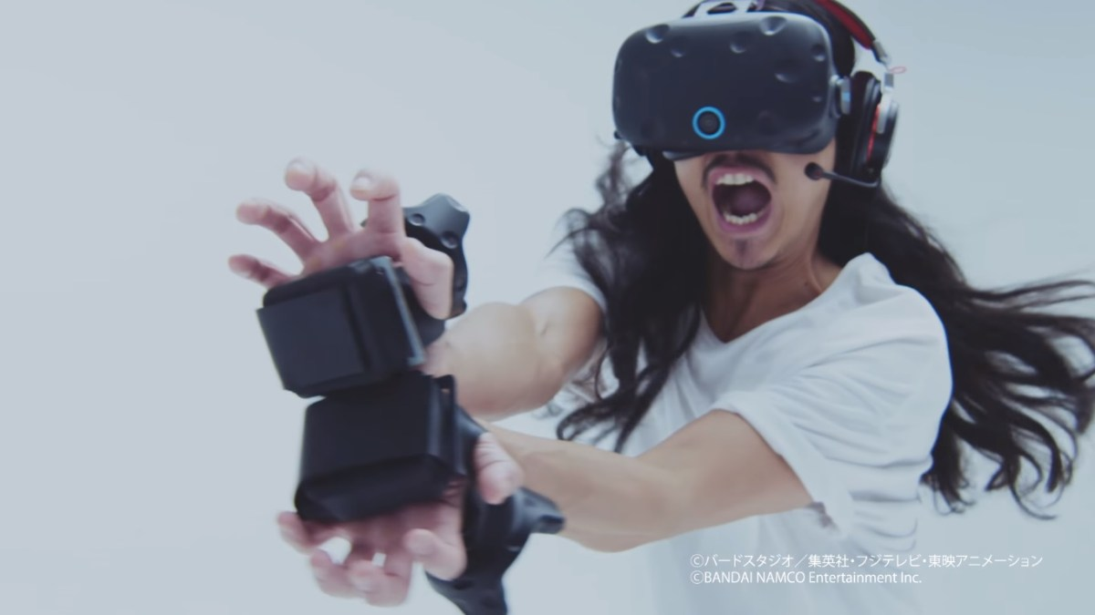Bandai Namco's New VR Zone is one of the BEST reasons for you to visit and geek out in Japan!