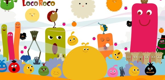 Let the Good Times Roll AGAIN! | LocoRoco Remastered Review