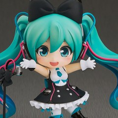 Experience a magical, musical future with the Magical Mirai Hatsune Miku Nendoroid! | Toy Review
