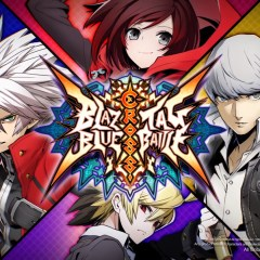 Blazblue X P4Arena X Under the Night In-Birth X RWBY! Blazblue Cross Tag Battle brings 4 Franchises Together for an Epic Fighting Game Showdown!