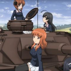 Girls und Panzer das Finale Trailer and a New PS4 Game!