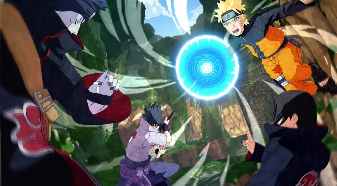"Hokage moves all day in ""Naruto to Boruto Shinobi Striker"" Gameplay Video"