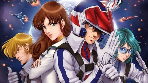 There will be Two New Robotech Board Games Coming out in 2018 | SDCC 2017