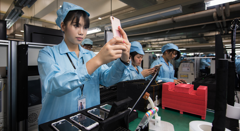 "Changing Perception. How the OPPO Factory Tour is making ""Made in China"" look sexy!"