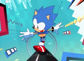 The Blue Blur is Back! Check out Sonic Mania!