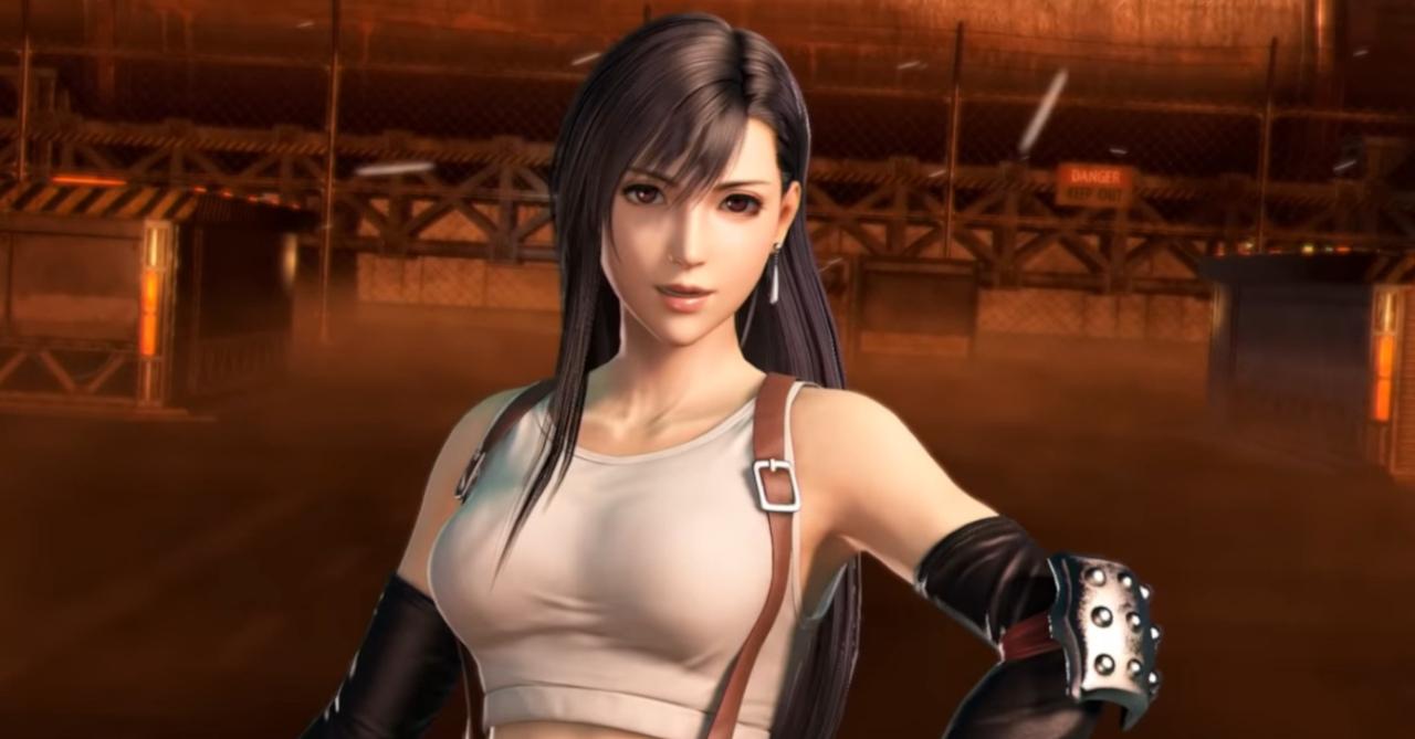 Tifa Lockhart Is Coming To The Dissidia Final Fantasy Nt