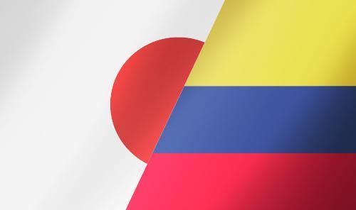 Colombia vs japón (Vamos Colombia!)