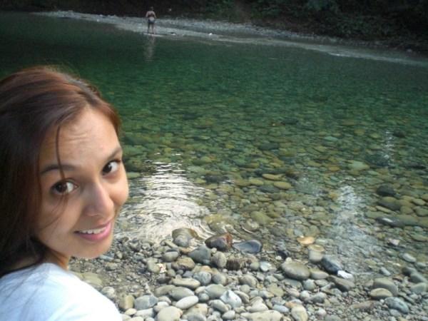 río San Cipriano