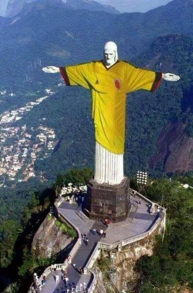 Colombiana en el mundial