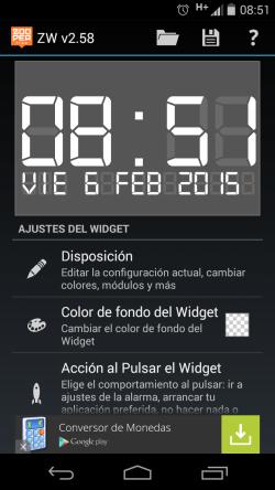personaliza tu Android