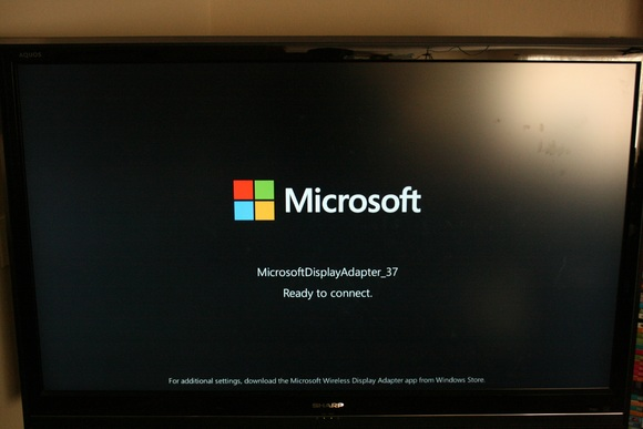 Microsoft Wireless Display