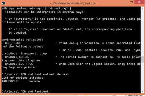 Como actualizar el Moto G 2013 a Lollipop 5.0.2 manualmente (XT1032 y XT1033)