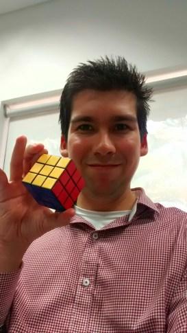 Un geek en Colombia cumple 1 año!