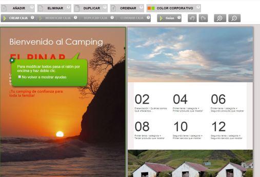 Crea revistas digitales o impresas con Editafácil