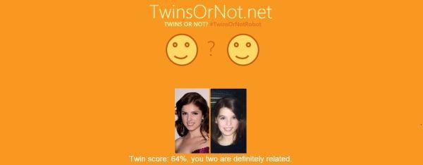 Encuentra a tu gemelo con TwinsOrNot.net