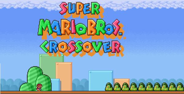 Super Mario Bros Crossover un mix de los clásicos de Nintendo en un solo juego