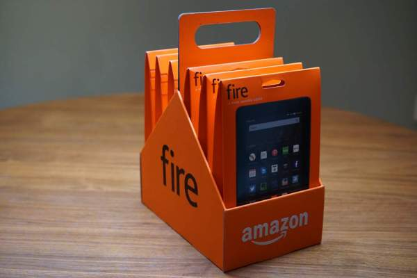 New Fire la Tablet de 50 dólares de Amazon