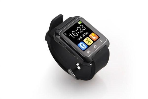 El U80 es un smartwatch de presupuesto bajo con un gran catálogo de funciones