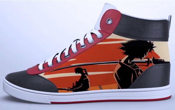 ShiftWear serán los zapatos que podrás personalizar a tu gusto desde el celular