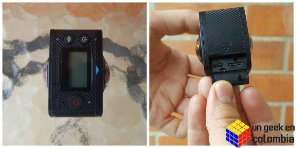 graba videos en 360 grados con la increíble Elephone 360