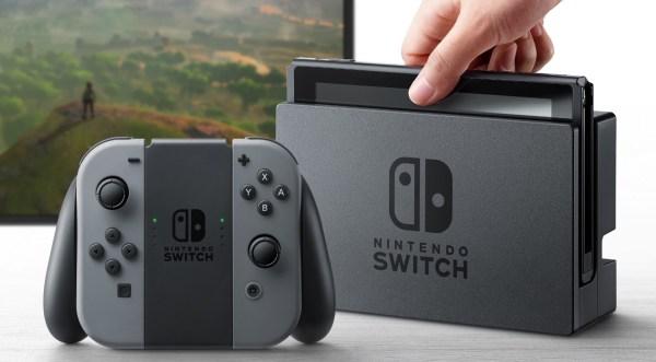 Así es la Nintendo Switch, la nueva consola hibrida de Nintendo