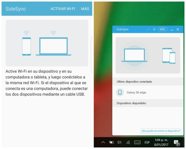 4 Excelentes aplicaciones para hacer screen mirroring y controlar tu celular desde tu PC
