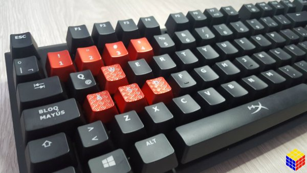 Review y experiencia de uso del HyperX Alloy FPS un espectacular teclado mecánico para gamers de Kingston
