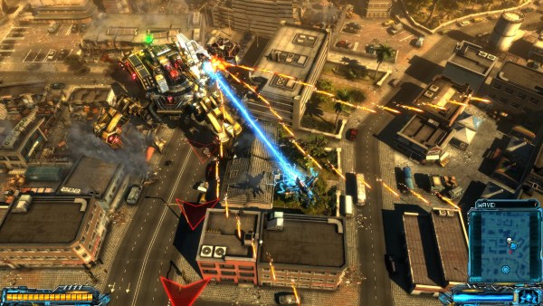 X-Morph Defense un juego donde la acción y la estrategia se combinan de forma única