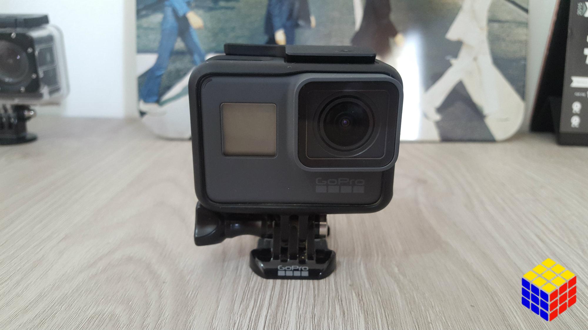 GoPro Hero 6 Black: Resistencia al agua, control por voz y 4K a ...