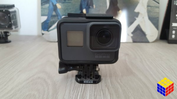 GoPro Hero 6 Black: Resistencia al agua, control por voz y 4K a 60fps