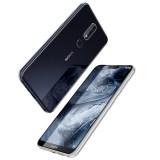 El notch y la doble cámara llegan a la gama media de Nokia con el nuevo Nokia X6