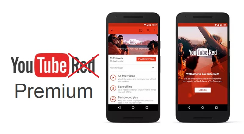 myfriendstoldmeaboutyou - Guide youtube red free trial 2018->