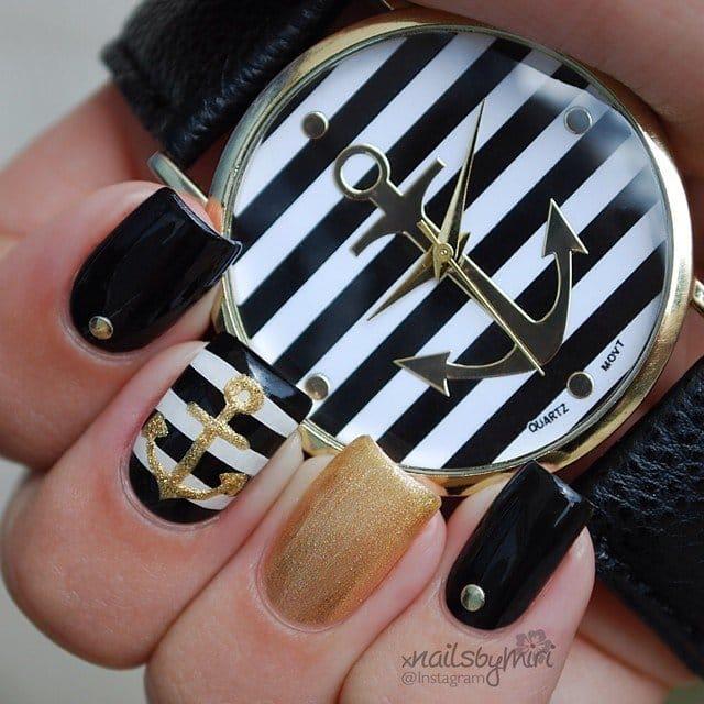 3nautical-nail-art
