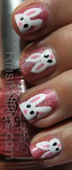 Nail Art Play Boy