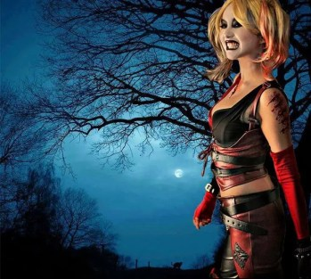 Cosplay - Suicide Squad - Harley Quinn