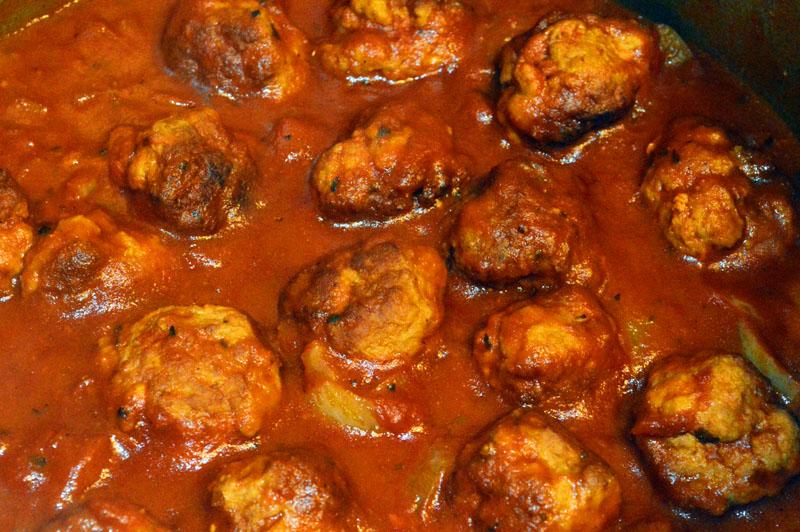 meksikanske kjøttboller oppskrift