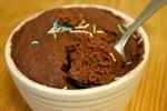 Sjokoladekake på 3 minutter