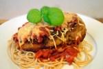 Kylling Parmesan (Chicken Parmesan)