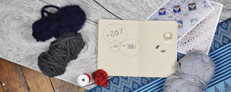 Préparer ses soldes d'hiver - Le blog Un Grand Marché