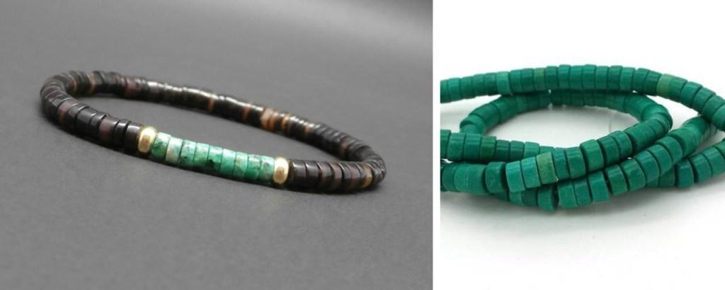 Perles Heishi : tendance, création, DIY - Un Grand Marché