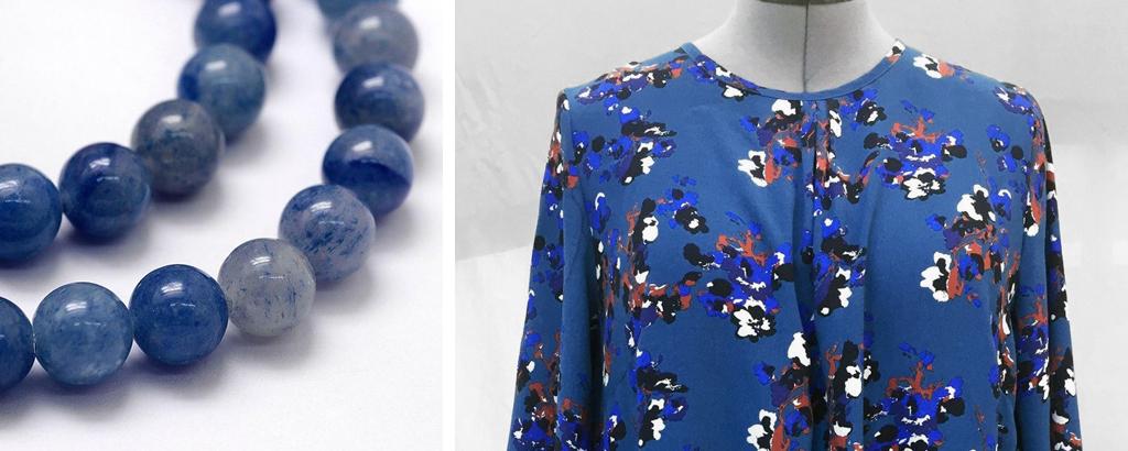Pantone 2020: 19-4052 Classic Blue - Un Grand Marché