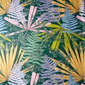 Tissu tropical - Un Grand Marché