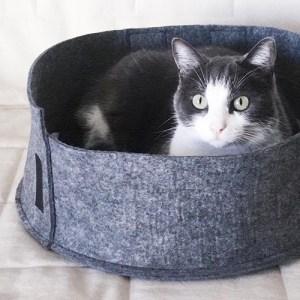 DIY panier à chat - Mawilo x Un Grand Marché