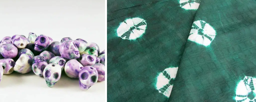 Tie and dye - tendance, diy - Un Grand Marché
