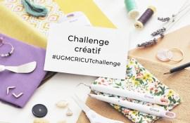 Challenge créatif - Cricut x Un Grand Marché