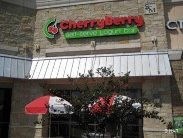 CherryBerry Texas