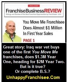 You Move Me Franchise