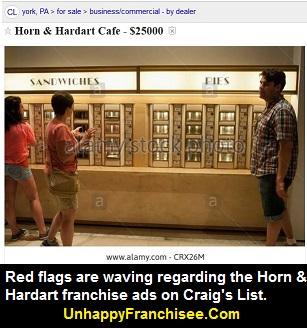Horn & Hardart Franchise