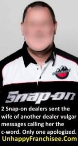 snap-on dealer